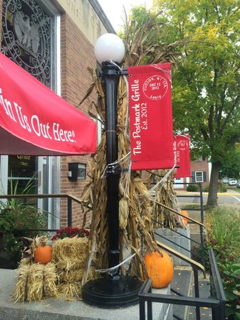 The Postmark Grille : Fall time at Postmark Grille