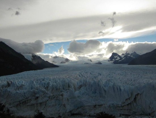 El Calafate, Argentina: Glacier Perito Moreno