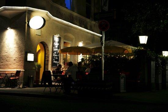 La Brasserie Munich Patio