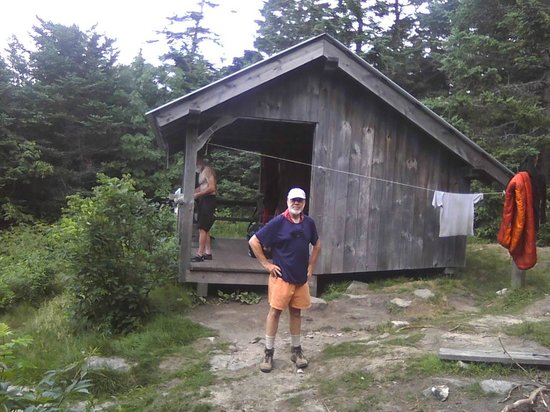 Appalachian Trail Adventures: Shelter near Bennington, VT