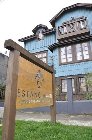 Estancia 440: outside view