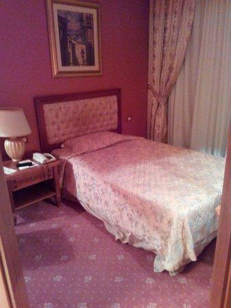 Borgo Palace Hotel : Camera singola con bagno privato