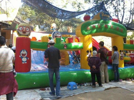 Jiangjun Mountain: For Kids