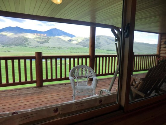 Montana High Country Lodge: Comet Mountain