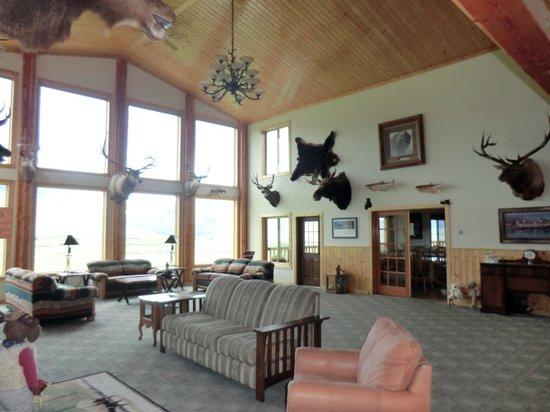 Montana High Country Lodge: Lobby