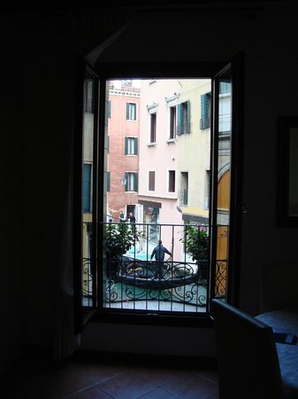 Residence Corte Grimani: View from room 101