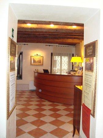Residence Corte Grimani: Lobby