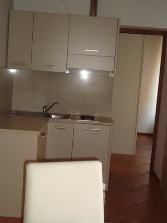 Residence Corte Grimani: Kitchen room 101