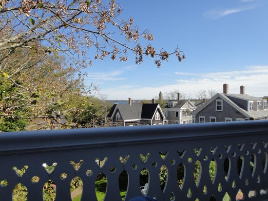 The Veranda House Hotel Collection: View from deck of Room 11