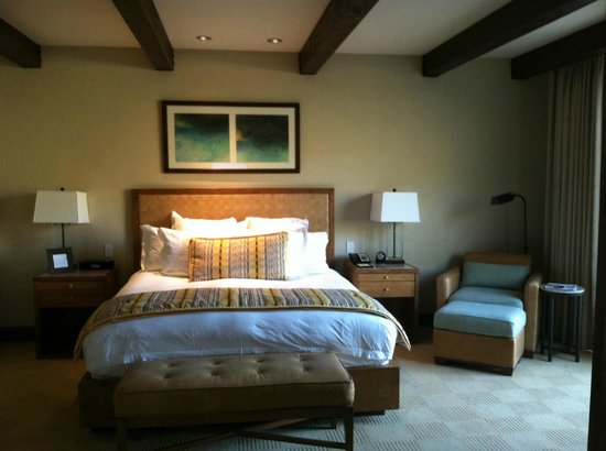 The Ritz-Carlton, Dove Mountain: Bedroom