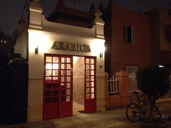 Photo of Cafe Arabica Espresso Bar and Gastro Bar at General Recavarren 269, Lima 18, Peru