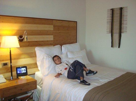 Sonesta Hotel Osorno: cama super-comoda