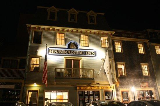 Harborside Inn: Harborside