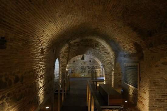 Museo del Greco : The celler.