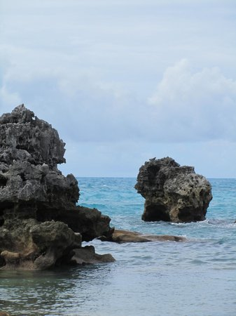 Tobacco Bay: More beautiful formations