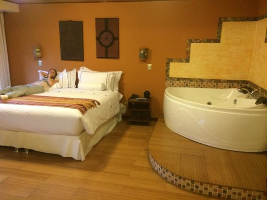 Taypikala Hotel Machupicchu : Room