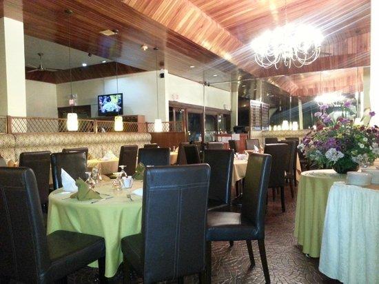 Hotel Bambito Resort: Vista interna do restaurante