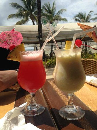 Henann Regency Resort & Spa: I will have these any day : )