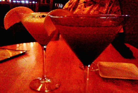 Blase Cafe: Happy Hour Martini's