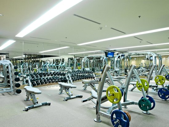 GTower Hotel: Elements Gym