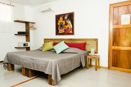 Otro Lado Lodge and Restaurant: standard room