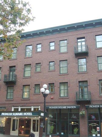 Best Western Plus Pioneer Square Hotel : Outside