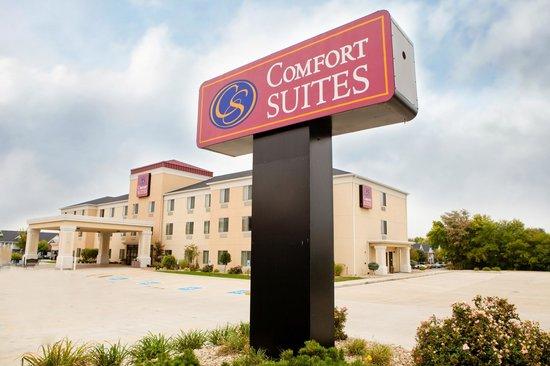 Comfort Suites: hotel