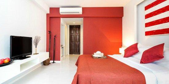 Escape Hua Hin Hotel : Sun Theme