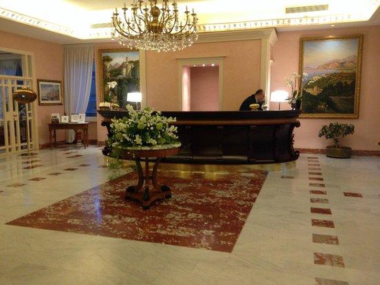 Hotel Continental : Lobby