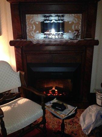 John Wesley Inn : Marquette de Lafayette
