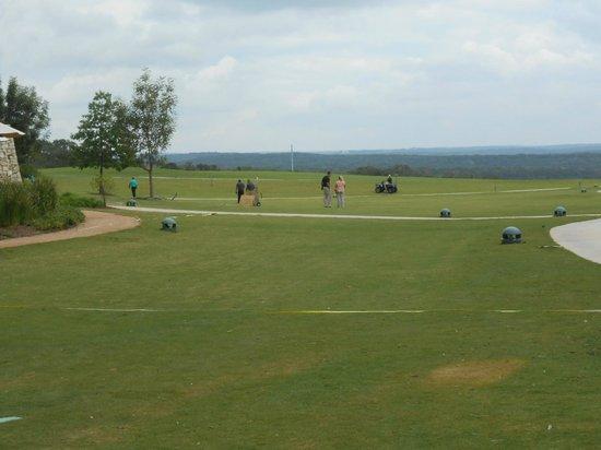 JW Marriott San Antonio Hill Country Resort & Spa: Golf