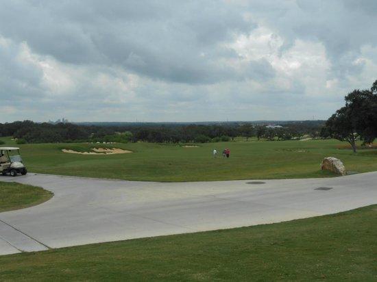 JW Marriott San Antonio Hill Country Resort & Spa: View