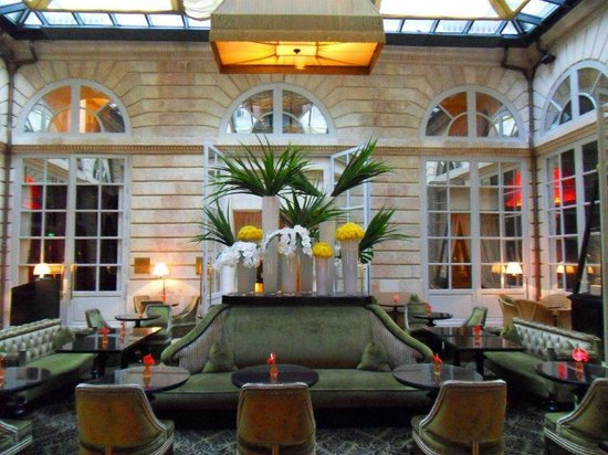 InterContinental Bordeaux Le Grand Hotel : Bar