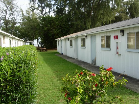 The Lodge at Keneohe Bay : Exterior of bldg 1651