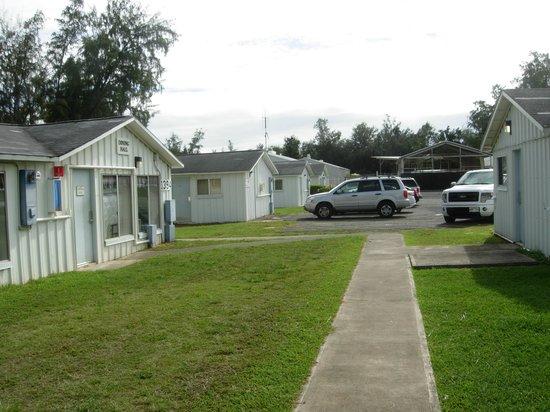 The Lodge at Keneohe Bay : Cabanas