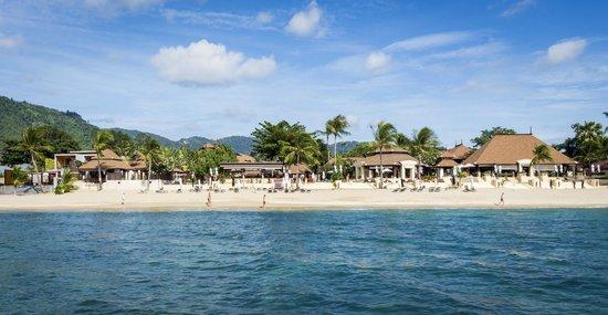 Pavilion Samui Villas & Resort : Beach Front Hotel