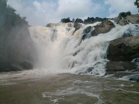 Ranchi, India: Dassam Fall
