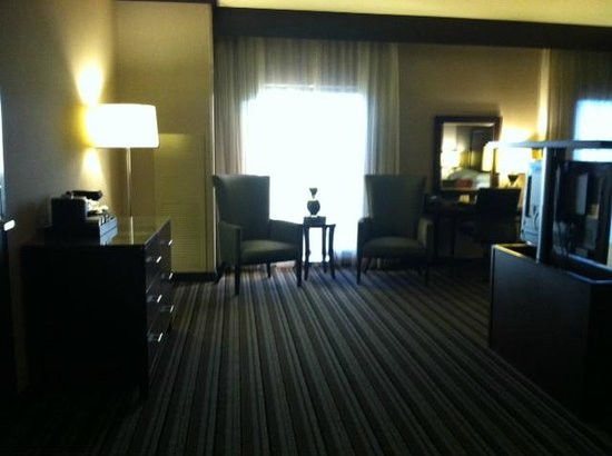 Wild Horse Pass Hotel & Casino: ADA open room entry