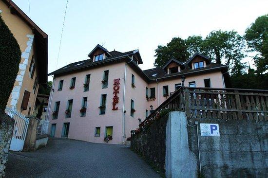 Hotel des Marquisats : Hotel