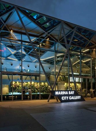 Marina Bay City Gallery