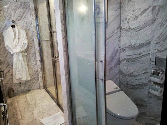 Solaria nishitetsu hotel Ginza : 浴室隔間--衛浴分離