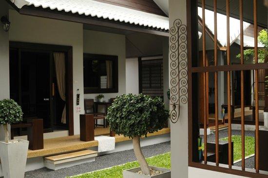 The Nest Samui : Room exterior designs