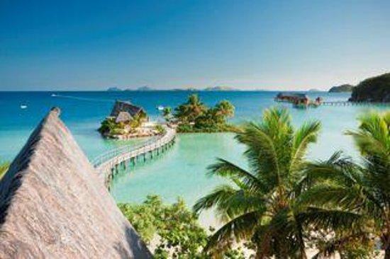 Likuliku Lagoon Resort: Masima Island - arrival island