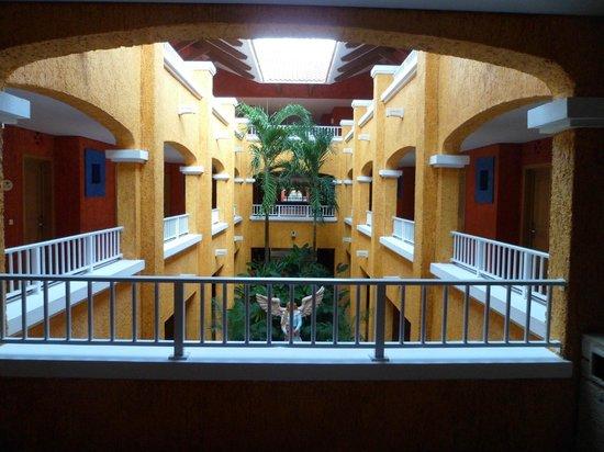 Barcelo Maya Colonial : Edificio Guanajuato