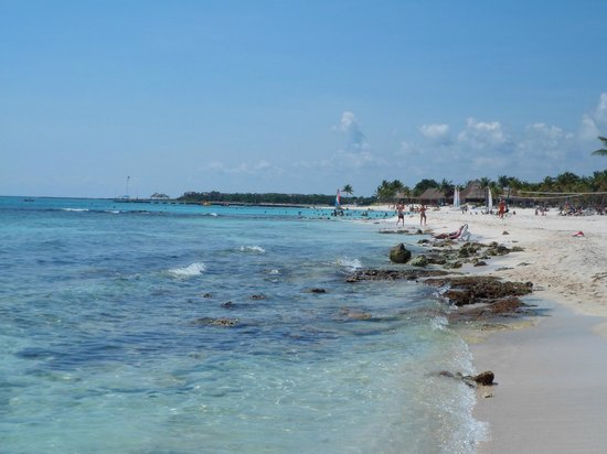 Barcelo Maya Colonial : Playa