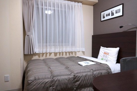 Comfort Hotel Hakodate : 部屋