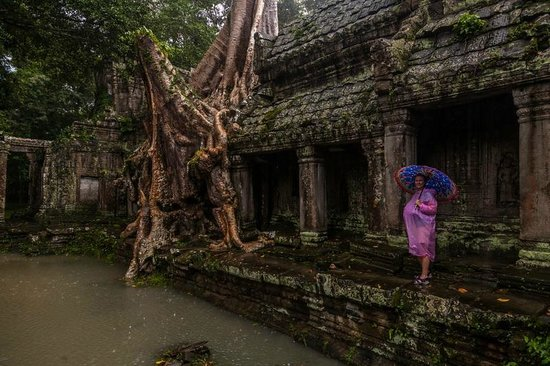 Cambodia Tour Services Private Tours : Magical place