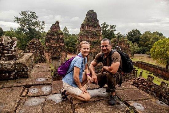 Cambodia Tour Services Private Tours : Pre Rup Temple