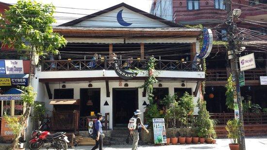 Moondance Restaurant Bar Pokhara Nepal