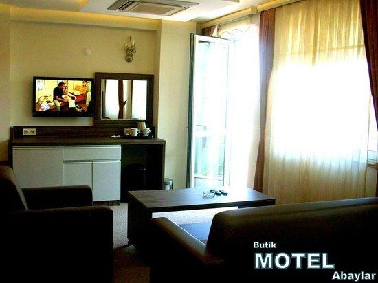 Abaylar Butik Motel: 3